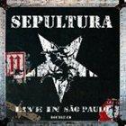 SEPULTURA Live in São Paulo album cover