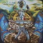 SEPULTURA Machine Messiah Album Cover