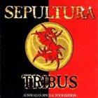 SEPULTURA Tribus album cover
