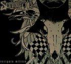 SERINGAI Serigala Militia album cover