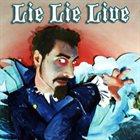 SERJ TANKIAN Lie Lie Live album cover