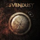 SEVENDUST Time Travelers & Bonfires album cover
