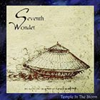 SEVENTH WONDER Temple in the Storm album cover