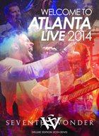 SEVENTH WONDER Welcome To Atlanta - Live 2014 album cover