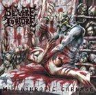 SEVERE TORTURE Misanthropic Carnage Album Cover