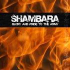 SHAMBARA Glory And Pride To The Army album cover
