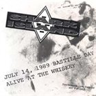 SHARK ISLAND July 14, 1989 Bastille Day: Alive At The Whiskey album cover