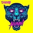 SHINING — Animal album cover