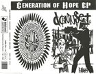 SHOOTYZ GROOVE Generation of Hope EP album cover