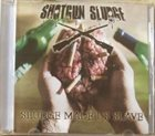 SHOTGUN SLUDGE Sludge Made Us Slave album cover