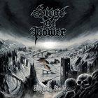 SIEGE OF POWER Warning Blast album cover