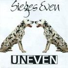 SIEGES EVEN Uneven album cover