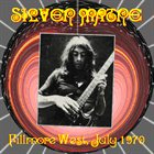 SILVER METRE Fillmore West July 1970 album cover