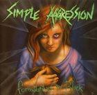 SIMPLE AGGRESSION Formulations In Black album cover