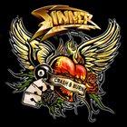 SINNER Crash & Burn album cover