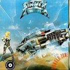 SINNER Danger Zone album cover