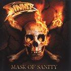 SINNER Mask of Sanity album cover