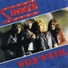 SINNER Wild 'n' Evil album cover