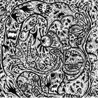 SIXPACKGODS Addicted Blues album cover