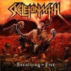 SKELETONWITCH Breathing the Fire album cover