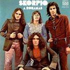 SKORPIÓ A Rohanás album cover