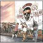 SKULLS AND FLAMES Enterrar Y Callar album cover