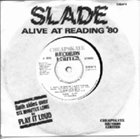 SLADE Live At Reading album cover