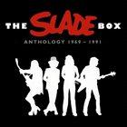 SLADE The Slade Box: Anthology 1969-1991 album cover