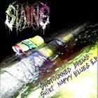 SLAINE Shotgunned Brews Shirt Nappy Blues E.P album cover