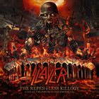 SLAYER The Repentless Killogy (Live at The Forum in Inglewood, Ca.) album cover