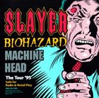 SLAYER The Tour '95 album cover