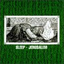 SLEEP Jerusalem album cover