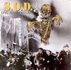 S.O.D. Live at Budokan album cover