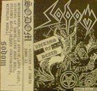 SODOM Victims of Death album cover