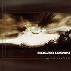 SOLAR DAWN Equinoctium album cover