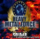 SOLDIER Heavy Metal Force album cover