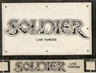 SOLDIER Live Forces album cover