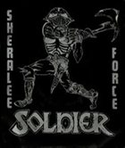 SOLDIER Sheralee album cover