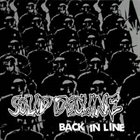 SOLID DECLINE Back In Line album cover