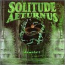 SOLITUDE AETURNUS Downfall album cover