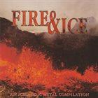 SÓLSTAFIR Fire & Ice - An Icelandic Metal Compilation album cover