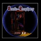 SONIC PROPHECY 2009 E.P. album cover