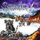 SONIC PROPHECY A Divine Act of War album cover