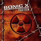 SONIC X Thirteen album cover