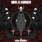 SOUL OF ANUBIS The Last Journey album cover