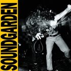 SOUNDGARDEN Louder Than Love album cover