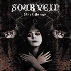 SOURVEIN Black Fangs album cover