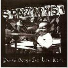 SPAZM 151 Power Songs For The Kids album cover