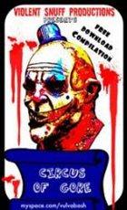 SPERMSWAMP Circus of Gore album cover