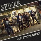 SPIKER Heavy Metal Macht album cover